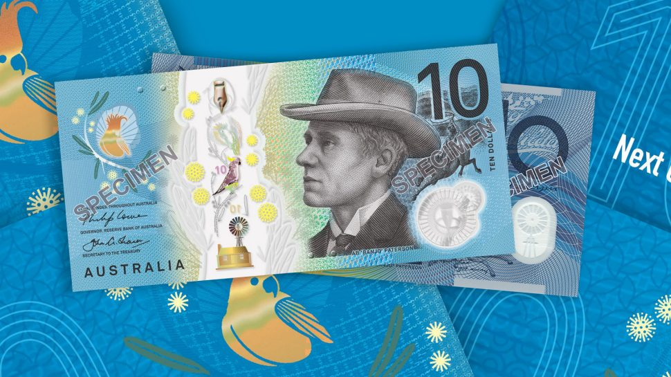 Special collectables for the new $10 banknote