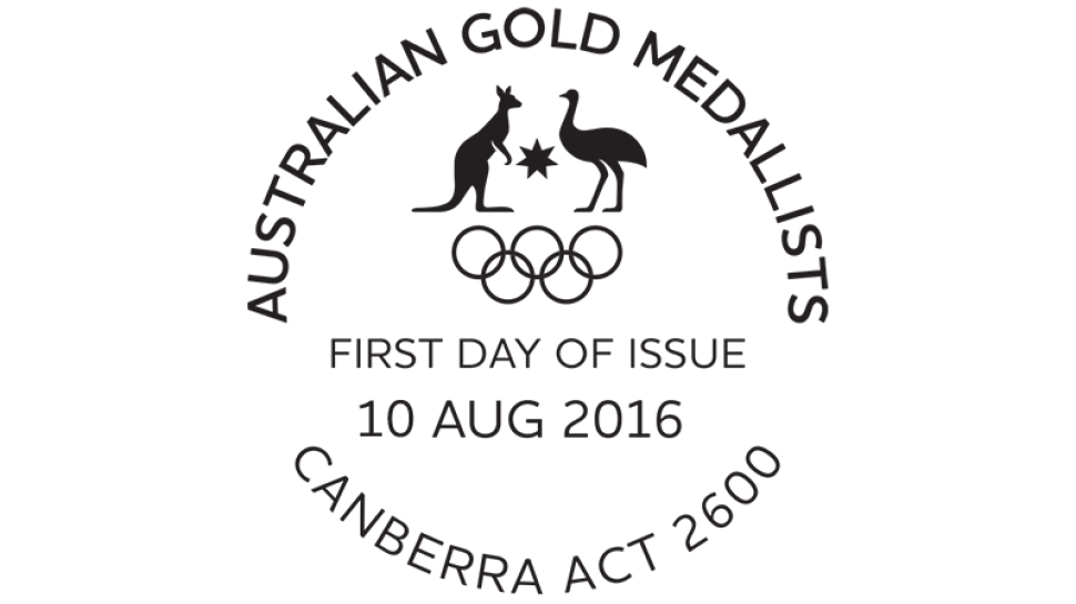 Canberra 2600 Australian Gold Medallists: Rio 2016 Olympic Games