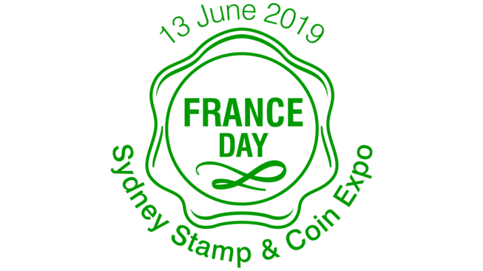 Sydney Stamp and Coin Show 2019 day 01 postmark