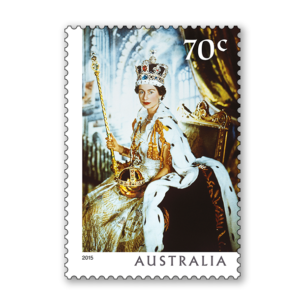 Long May She Reign - Australia Post