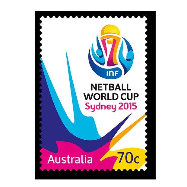 Netball World Cup Sydney 2015 - Australia Post