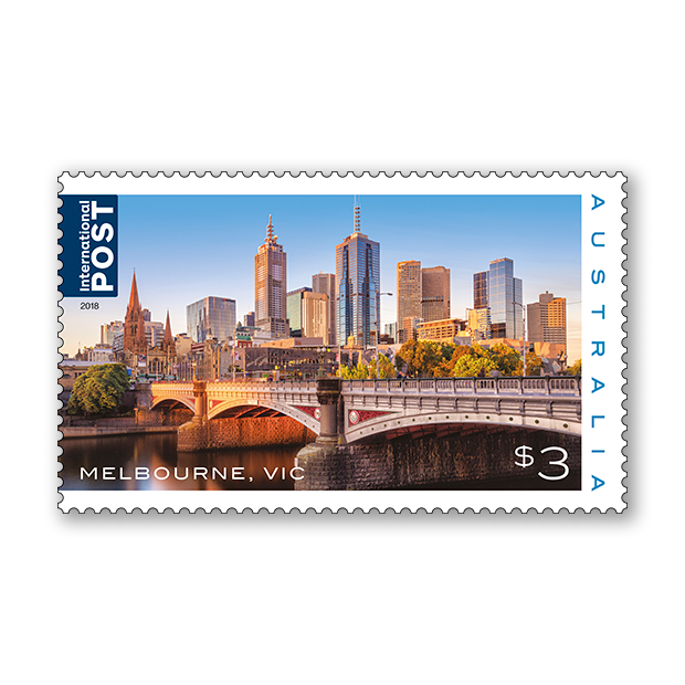 Australian Fauna stamp issue